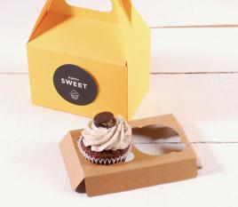 Holder pic-nic 2 cupcake