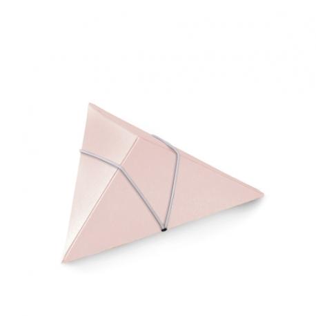 Dreieckige Pappschachtel