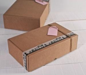 Cajas de carton para envios