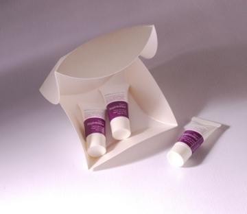 Scatola regalo per cosmetici per negozi o campioni