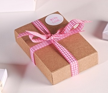 Rectangular boxes with sleeve