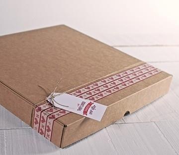 Cajas planas para envíos