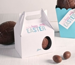 Gable boxes for Easter