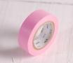 Washi tape rosa bebé
