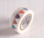 Washi tape bandierine