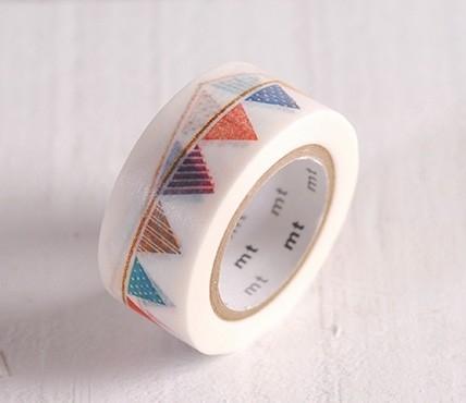 Washi tape banderolas