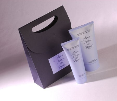 Gift bag for cosmetic presents