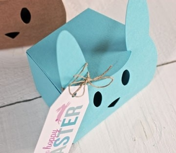 Boxes for children's parties