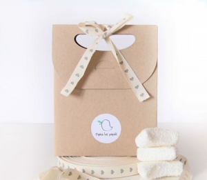 Gift bag for baptism presents