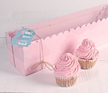 Cupcake boxes for 5 cakes