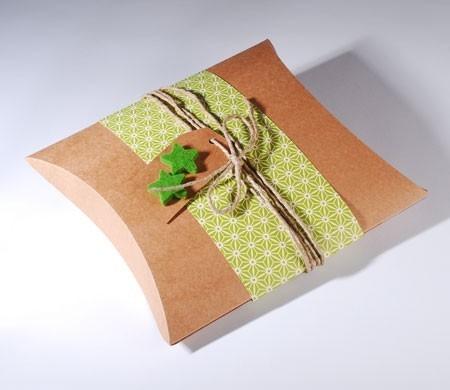 Caja regalo para joyas y bisutería