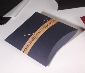 Caja regalo para pañuelos y complementos