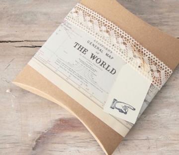 Caja regalo personalizada con print