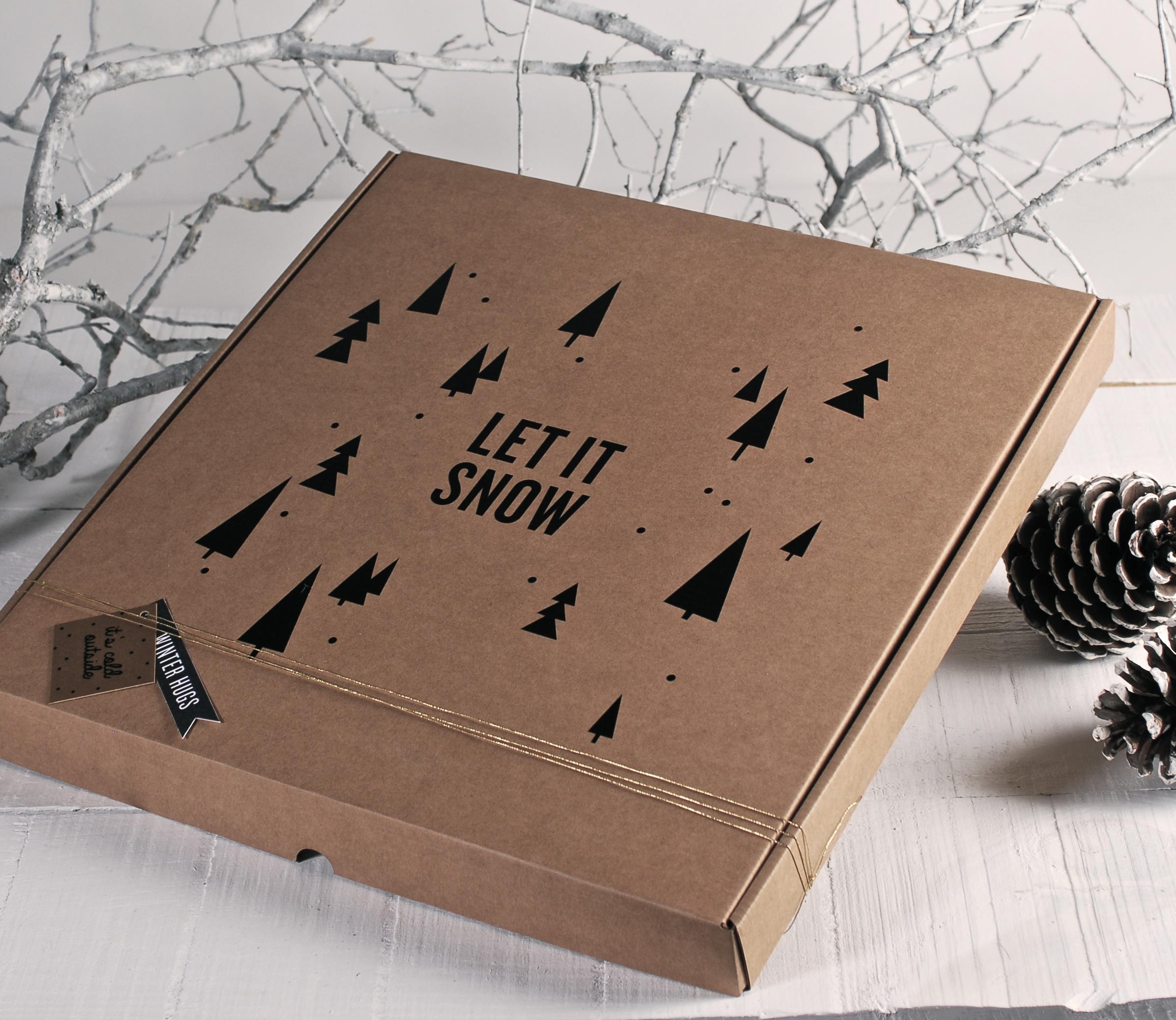Cajas Regalo Selfpackaging ~ Cajas De Carton Decorativas Grandes