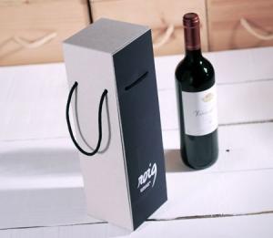 Scatola resistente per bottiglie