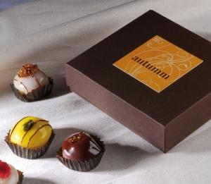 Elegante scatolina per bonbon