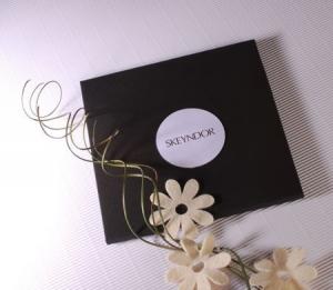 Gift box for scarves