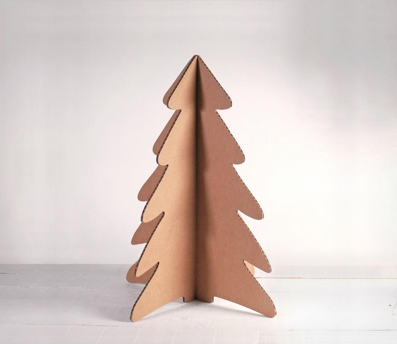 rbol de navidad de cartn grande - Arbol De Navidad De Carton