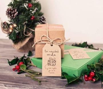 Packaging original de Navidad