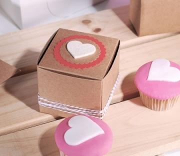 Caja automontable para regalo