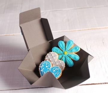 Cajita para galletas pequeñas