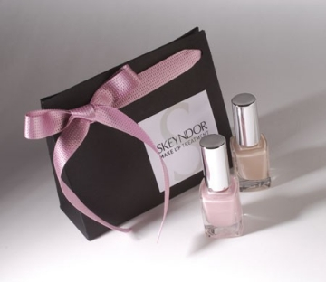 Gift bag for cosmetics
