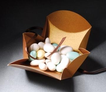 Elegante scatolina per inviti