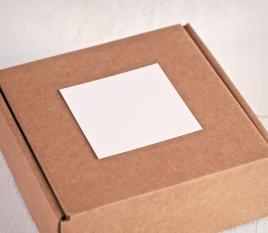 Pegatinas personalizadas cuadradas