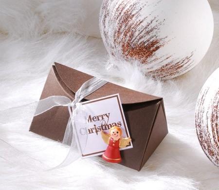 Scrigno in cartone per regali