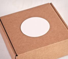 Pegatinas personalizadas redondas