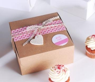 American confectionary box