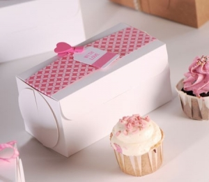 Box for 2 cupcakes