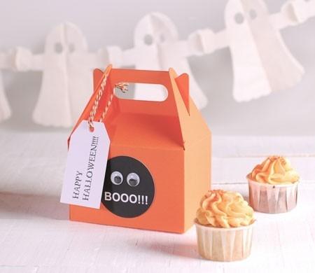Caja de picnic para Halloween