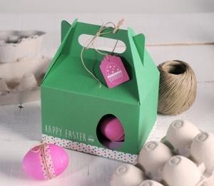 Caja de picnic para huevos de Pascua