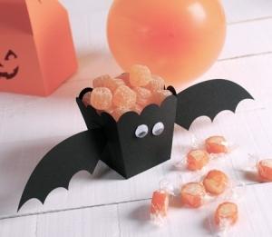 Scatola per le feste di Halloween