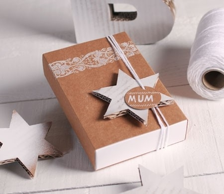 Caja regalo para el día de la madre
