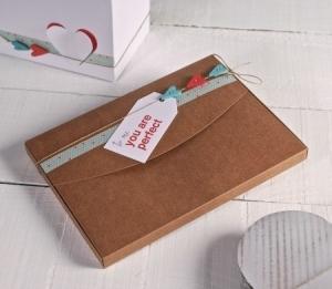 Decorar regalos para San Valentín