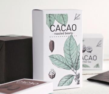 Caja con impresión personalizada