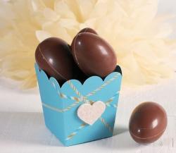 Scatola per uova di cioccolato
