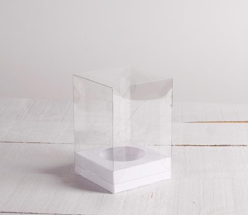 Scatole Trasparenti Per Un Uovo Di Pasqua