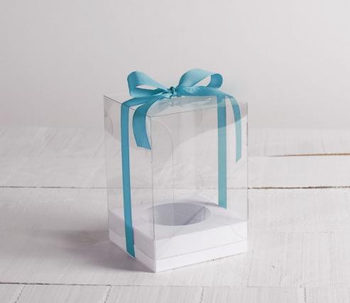 Árbol de Navidad de cartón pequeño