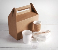 Set confezioni take away grande