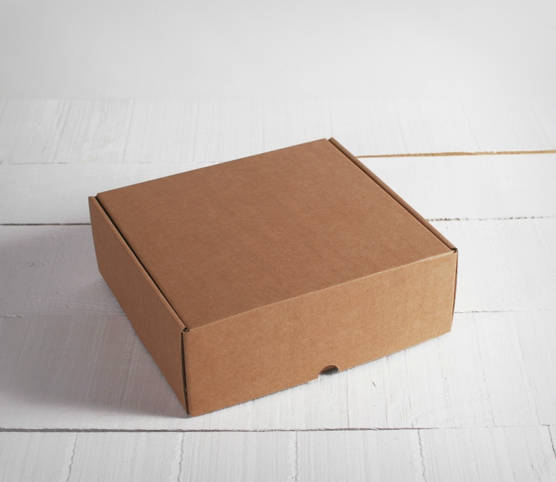 Card Box For Breakfasts