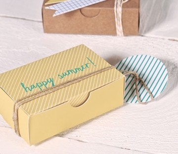 Caja para tarjetas de visita