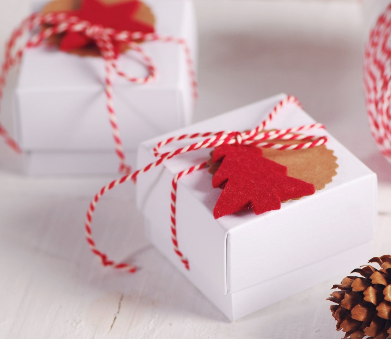 Jewelry Gift Box For Christmas Selfpackaging