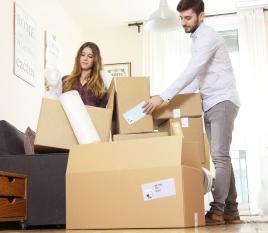 Kit Súper Grande 30 cajas para mudanzas