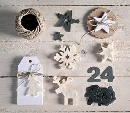 Kit Calendario de Adviento Handmade