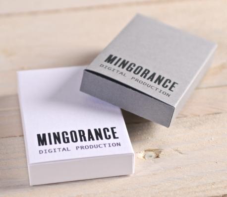 Caja personalizada con logo