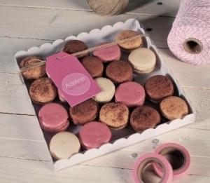 Caja personalizable para galletas