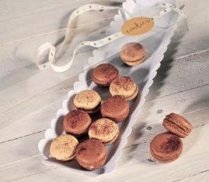 Scatole trasparenti per biscotti